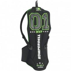 Komperdell Pro Pack Junior, Sort/Grøn