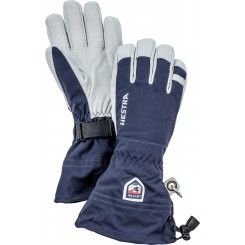 Hestra Army Leather Heli Ski 5F, Navy