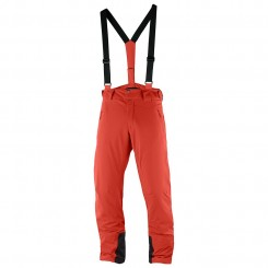 Salomon Stormrace Pant 1819, Shocking Orange