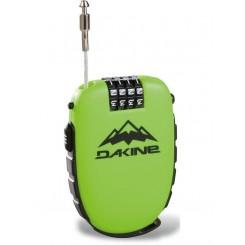 Dakine Cool Lock Ski,- Snowboardlås, Grøn
