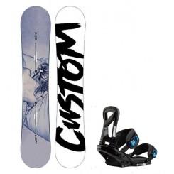 Burton Custom Twin Camber inkl. Custom EST Binding