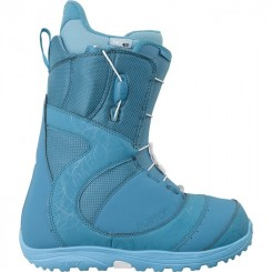 Burton Wms Mint Snowboard Boot, Blue