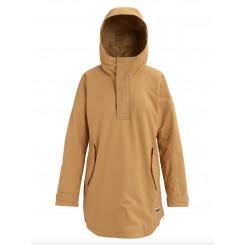 Burton W Chuteout Anorak Jacket 18/19, Camel