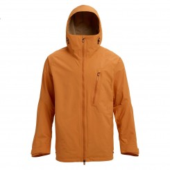 Burton AK 2-lags Gore-Tex Cyclic Jacket, Golden Oak