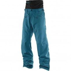 Salomon Qst Guard Bib Pant, Blue Steel