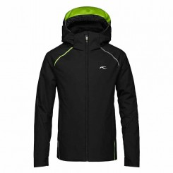 Kjus Boys Formula Jacket, Black