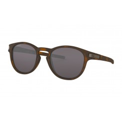 Oakley Latch Matte Brown Tortoise w/ Prizm Gray