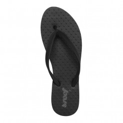 Reef Women's Chakras Sandal, Black