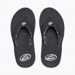 Reef Women's Fanning Sandal, Black