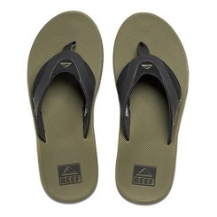 Reef Fanning Sandal, Dried Herb