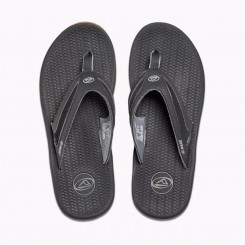 Reef Flex Sandal, Black/Silver