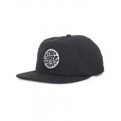 Rip Curl Washed Wetty Snapback, Black