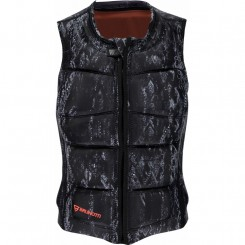 Brunotti Faded dame Wake Impact vest Black