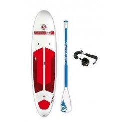 "Bic Performer Though 11'6"" Pakke m. Paddle & Leash"
