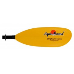 Aqua-Bound Sting Ray Glasfiber Pagaj 2-delt