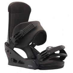 Burton Custom Re:Flex Black 2020