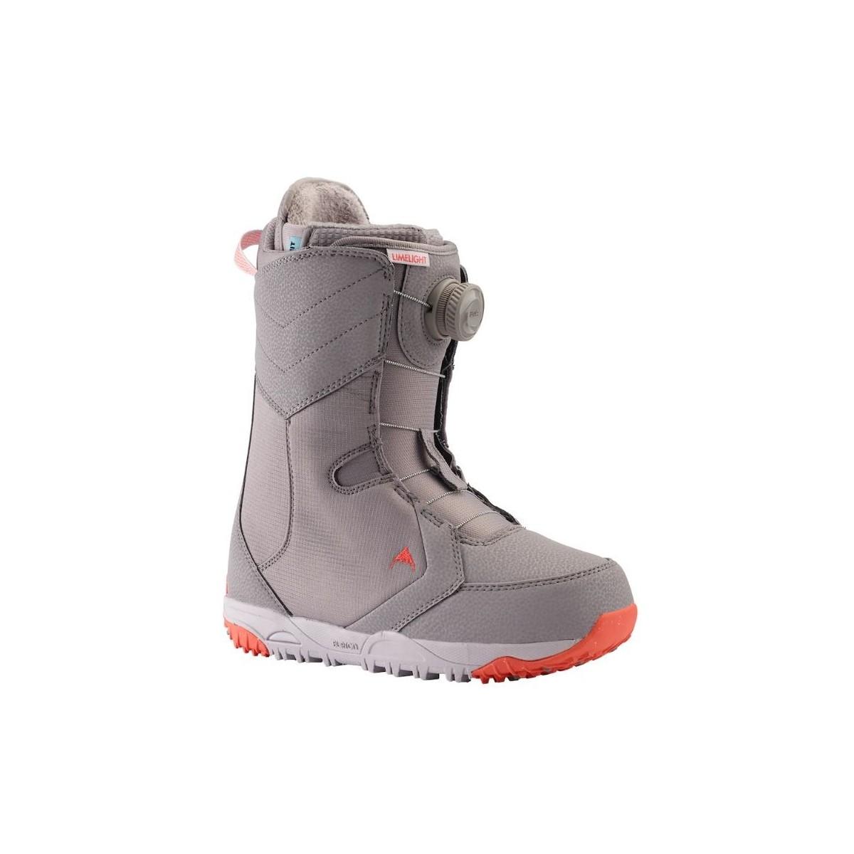 Burton Mint Boa Dame Snowboard Støvler