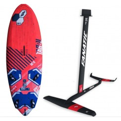 Fantac Flow H9 Foil + Tabou Rocket Plus LTD (foil) 2019