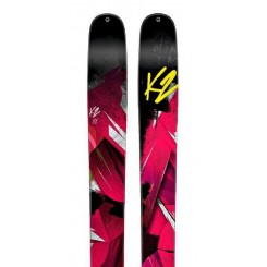 K2 Remedy 112 2014/15-Freeride/ Dameski