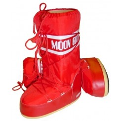 Moon Boots Rød-Sne sko