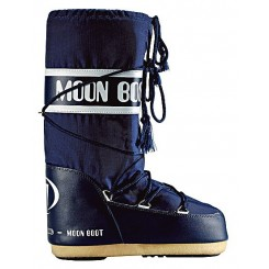Moon Boots Blå-Sne sko