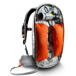 ABS Freeride Base Unit inkl. 8 L. Zip On