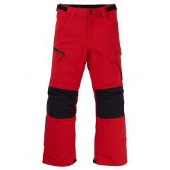 Burton JR Exile Cargo Pant, Red