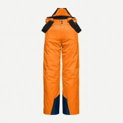 Kjus Boys Vector Pants, Orange