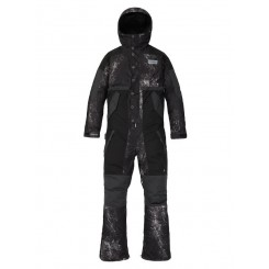Burton Loyle One Piece, Lone Wolf/True Black