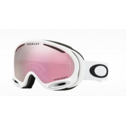 Oakley A-frame 2.0, Polished White w/ Hi Pink