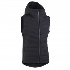 Kari Traa Eva Hybrid Vest, Black