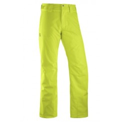 Salomon Stormrace Pant 18/19, Shocking Lime