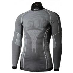 Mico Mock Shirt L/S Silver Skintech