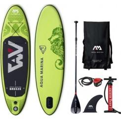 Aqua Marina 9'0 Breeze oppustelig SUP pakke 2020