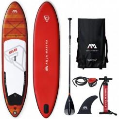 Aqua Marina 12'0 Atlas oppustelig SUP pakke 2020