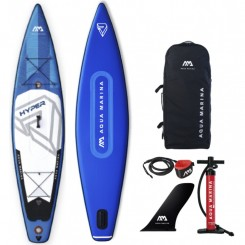Aqua Hyper Marina 11'6 oppustelig SUP pakke 2020