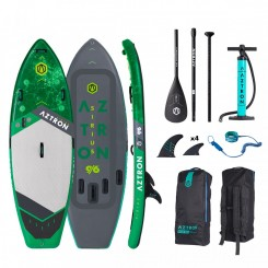 "Aztron Sirius 9'6"" Double Chamber SUP AIR 2020 Pakke"