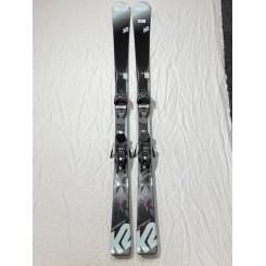 K2 Anthem 74 HS - Brugt 160cm