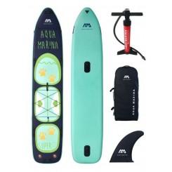 """Aqua Marina Super Trip 14'0"""" Tandem SUP-Pakke 2020"""