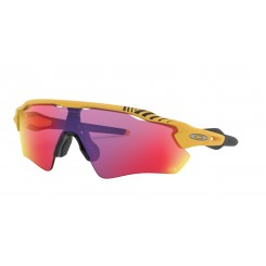 Oakley Radar Ev Path Tour De France Edition Matte Yellow / Prizm Road