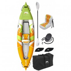 Aqua Marina Betta MK0 1-Person Oppustelig Kajak Inkl Pagaj