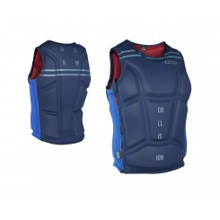 Ion Collision Impact Vest, Blue/Red