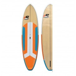 """Jay Sails Tassie All Bamboo 10'6"""" SUP"""