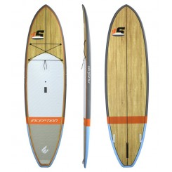 "ECS Inception All Bamboo 11'4"" SUP"
