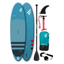 """Fanatic Fly Air 9'8"""" Allround Oppustelig SUP-Pakke Komplet 2021"""
