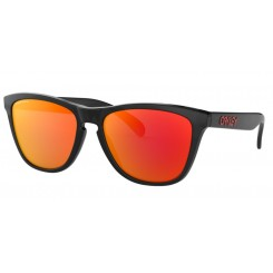 Oakley Frogskin Black Ink/Prizm Ruby