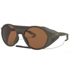 Oakley Clifden Matte Olive w/ Prizm Tungsten Polarized
