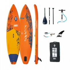 "Aquatone Flame 11´6"" Touring Air SUP Pakke"