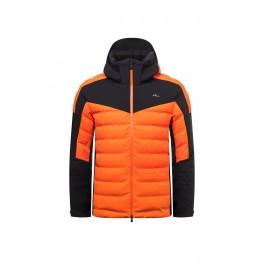 Kjus Sight Line Jacket, orange/black, 20/21