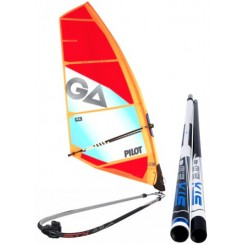 Gaastra Pilot komplet rig 2020